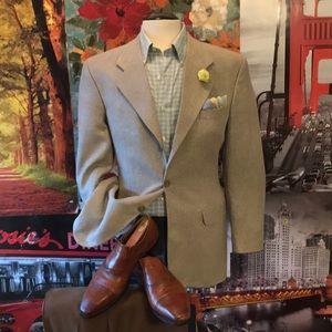 Pronto uomo silk and wool Sport coat